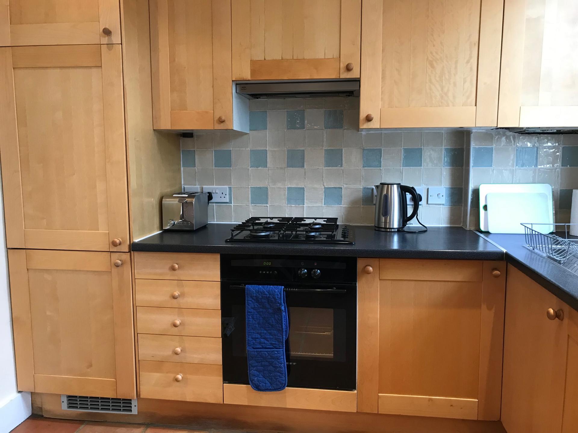 Kitchen at Abbey Road Apartment - Citybase Apartments
