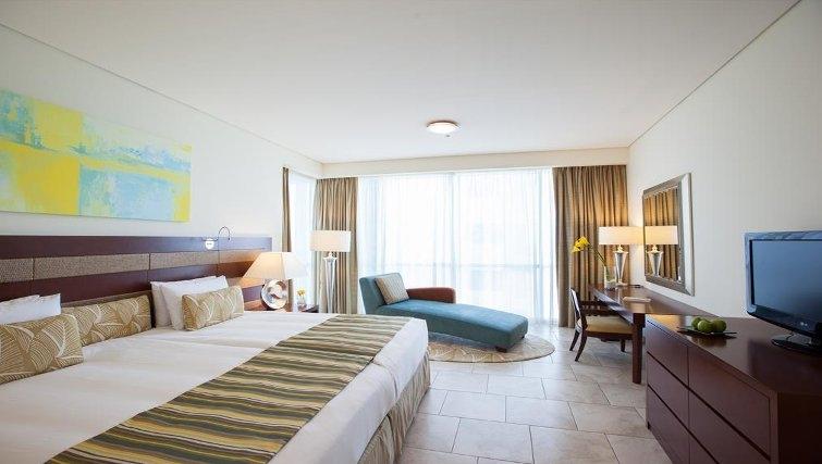 Smart bedroom in JA Oasis Beach Tower - Citybase Apartments