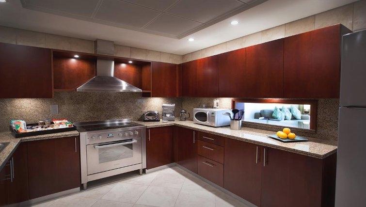 Stunning kitchen in JA Oasis Beach Tower - Citybase Apartments