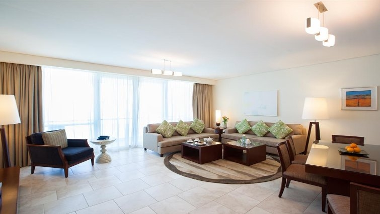 Comfortable bedroom in JA Oasis Beach Tower - Citybase Apartments