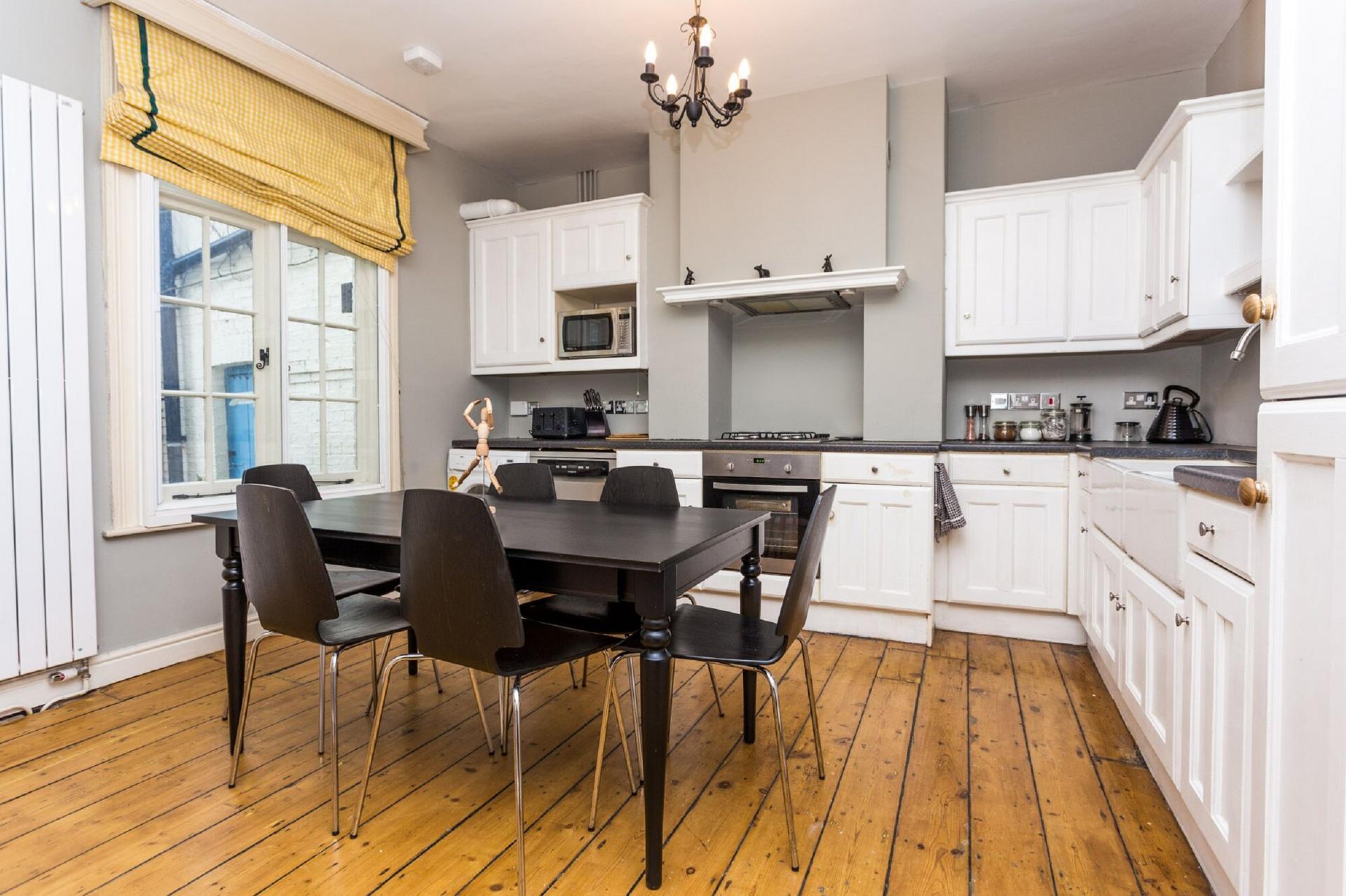 Kitchen at The River Cam Place, Centre, Cambridge - Citybase Apartments