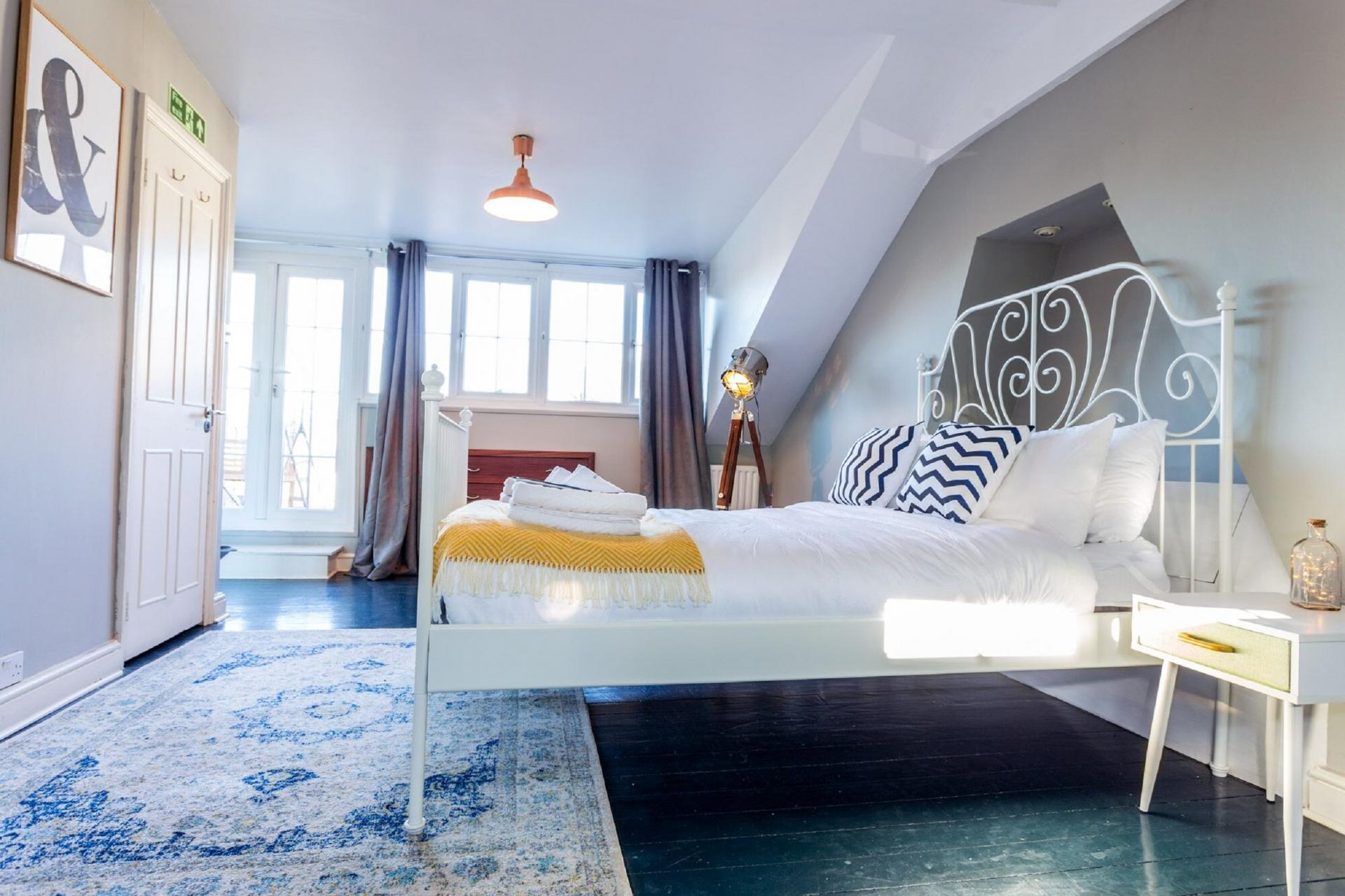 Bedroom at The River Cam Place, Centre, Cambridge - Citybase Apartments