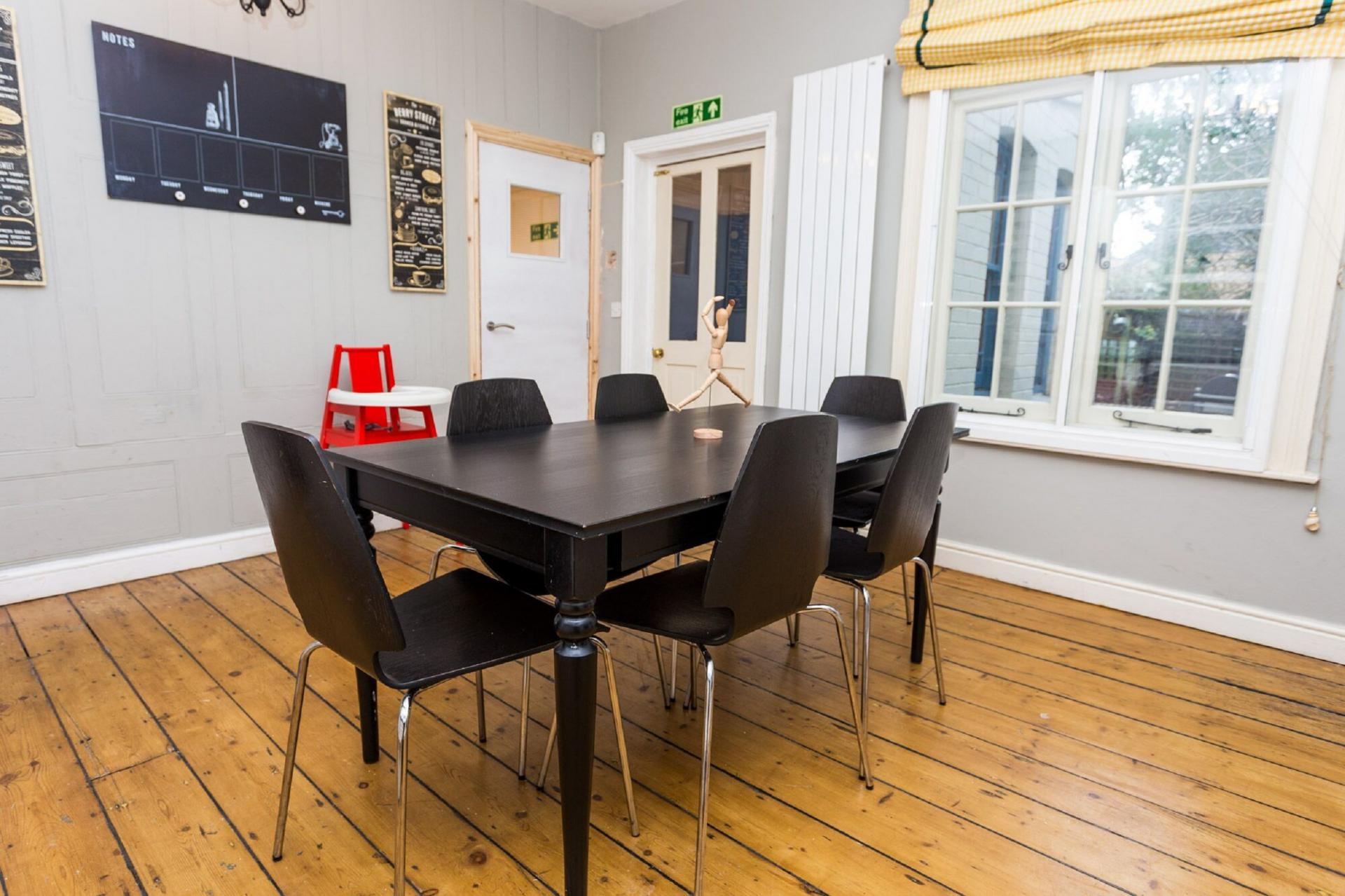 Second dining area at The River Cam Place, Centre, Cambridge - Citybase Apartments