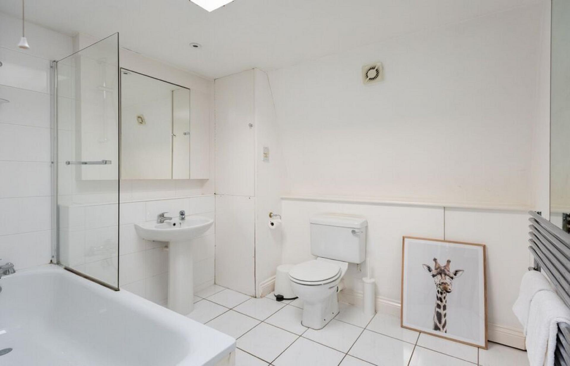 WC at The Kensington Palace Mews, Kensington, London - Citybase Apartments