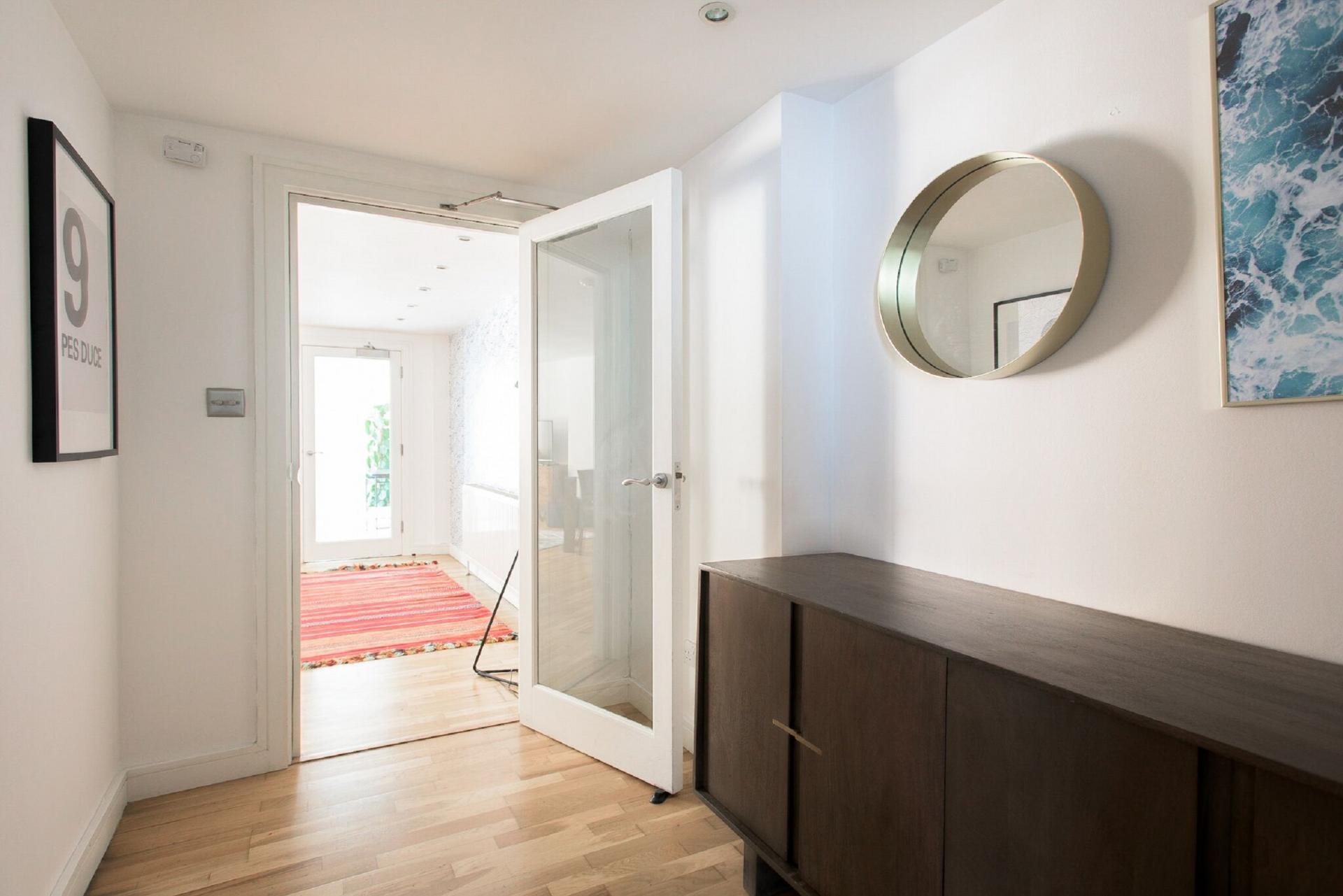 Door at The Paddington Maisonette, Paddington, London - Citybase Apartments