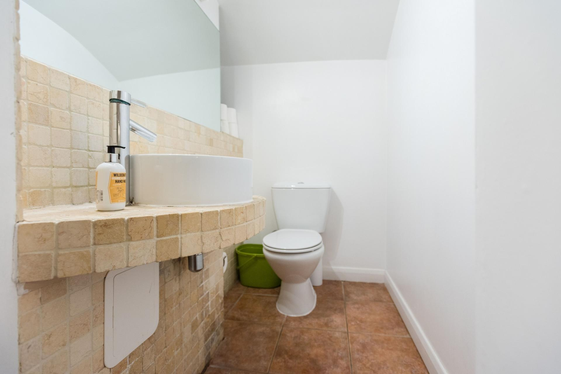 WC at The Bayswater Gardens House, Bayswater, London - Citybase Apartments