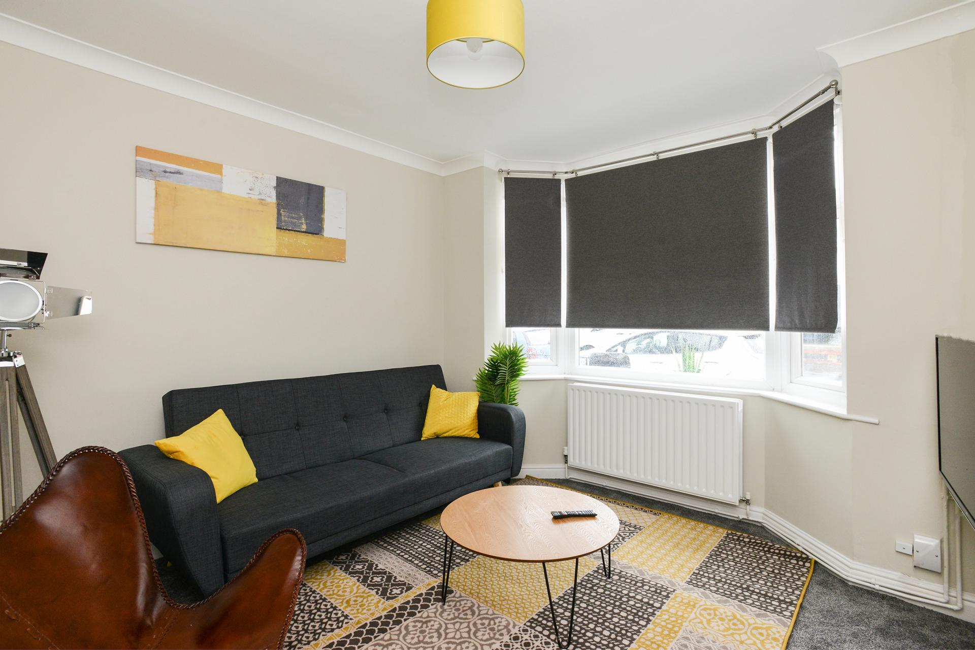 Lounge at King Street House - Citybase Apartments