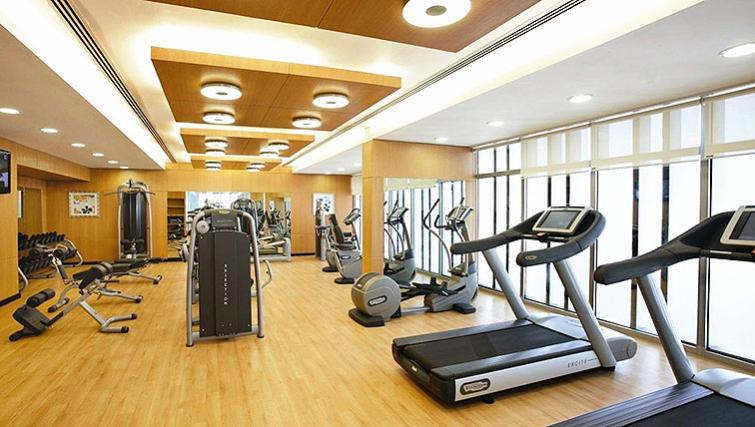 Functional gym in Hala Arjaan Apartments - Citybase Apartments