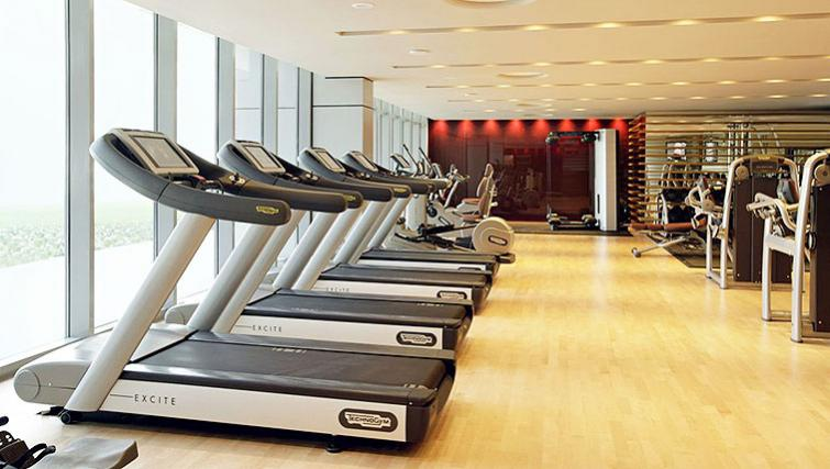 Lovely gym in Park Arjaan Apartments - Citybase Apartments