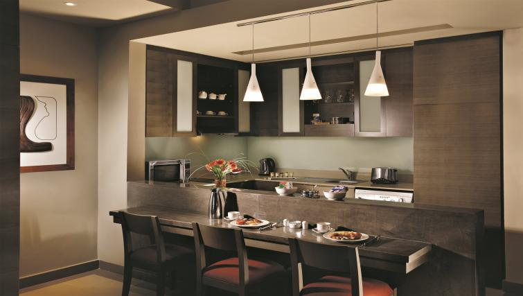 Outstanding kitchen in Park Arjaan Apartments - Citybase Apartments