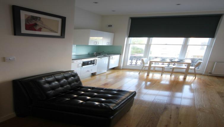 Double studio room at Ladbroke Studios and Apartments - Citybase Apartments