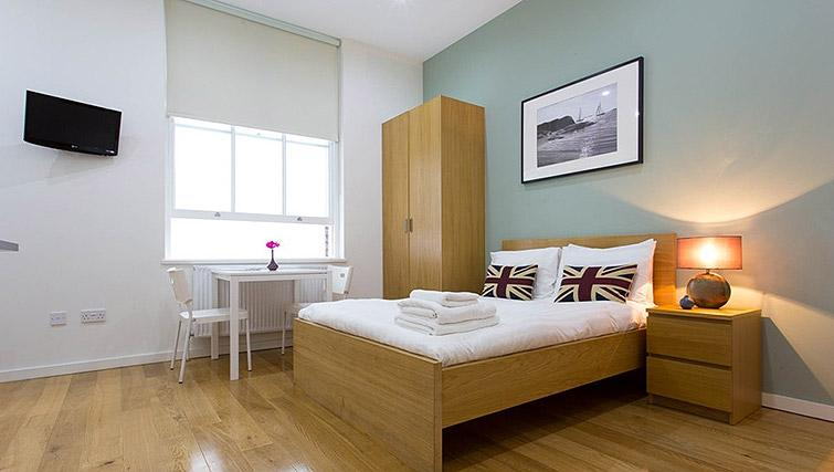 Bright studio at Ladbroke Studios and Apartments - Citybase Apartments
