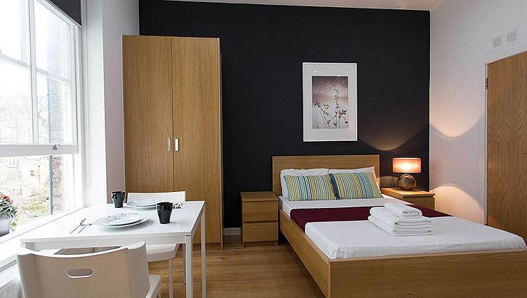 Compact studio at Ladbroke Studios and Apartments - Citybase Apartments