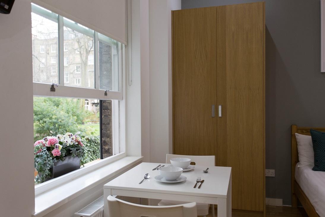 Table at  Ladbroke Studios and Apartments - Citybase Apartments