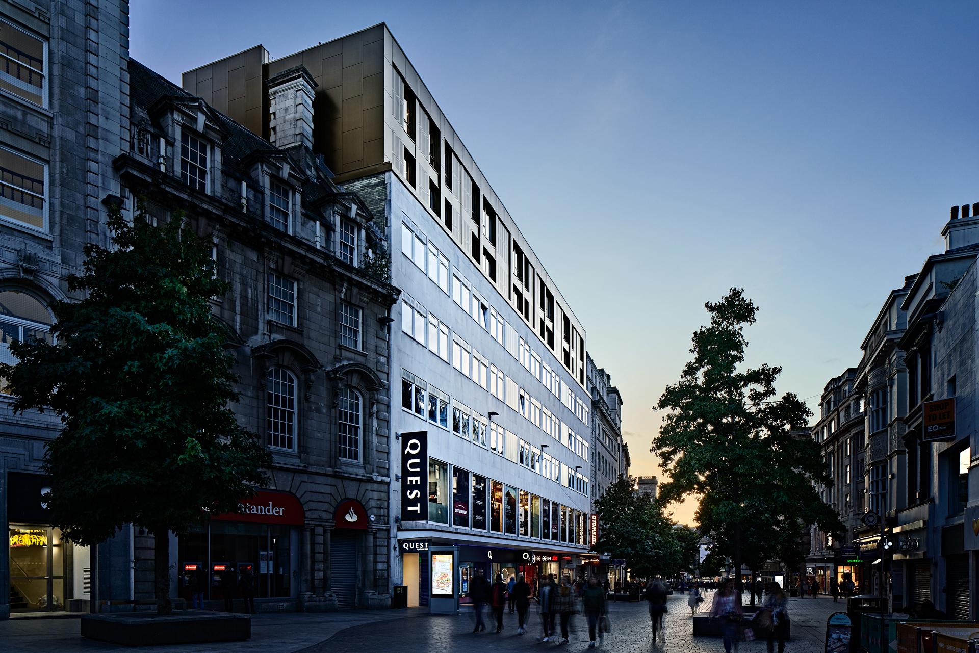 Quest Liverpool City Centre, Ropewalks, Liverpool - Citybase Apartments