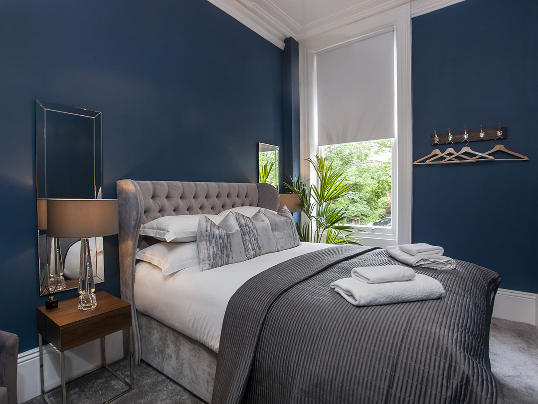 Bedroom at Bootham Luxury Apartments - Citybase Apartments
