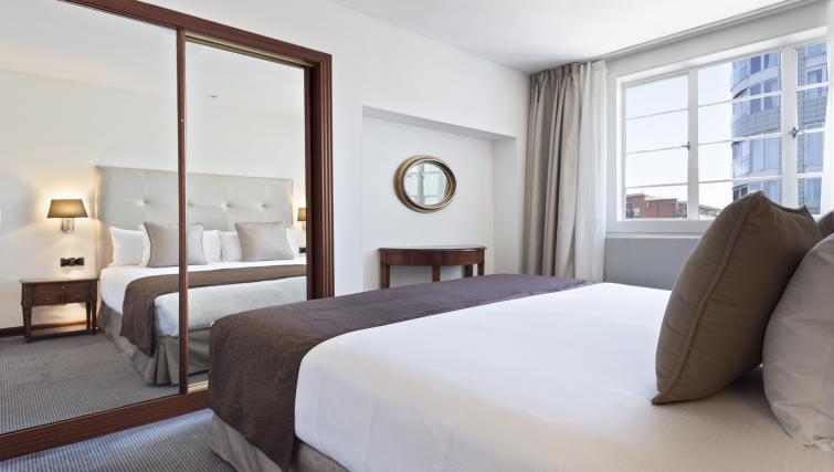 Bedroom at Melia White House Apartments - Citybase Apartments