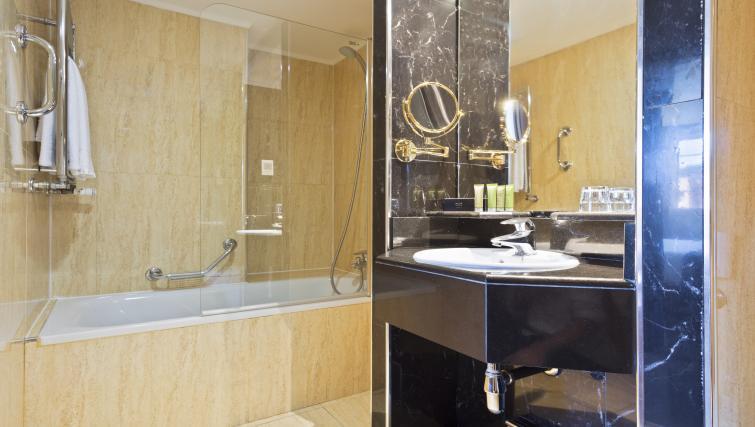 Bathroom at Melia White House Apartments - Citybase Apartments
