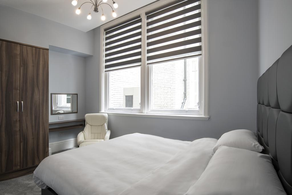 Bedroom at 42 Castle Street Apartments - Citybase Apartments