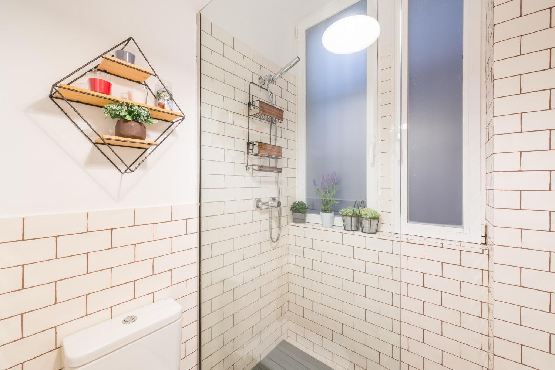 Bathroom at Atocha Nest Apartment - Citybase Apartments