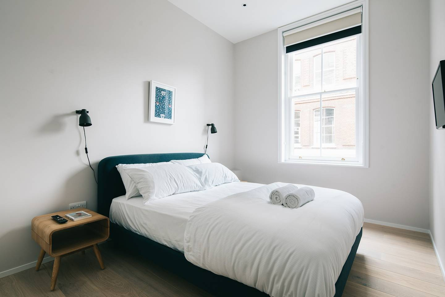 Bedroom at The Charterhouse Apartments - Citybase Apartments