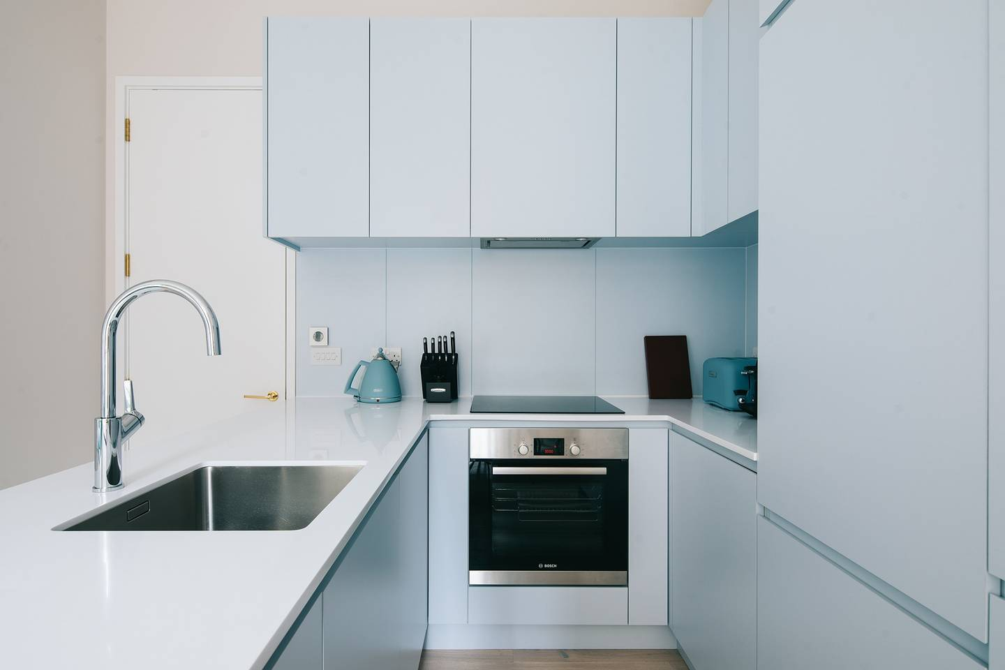 Kitchen at The Charterhouse Apartments - Citybase Apartments