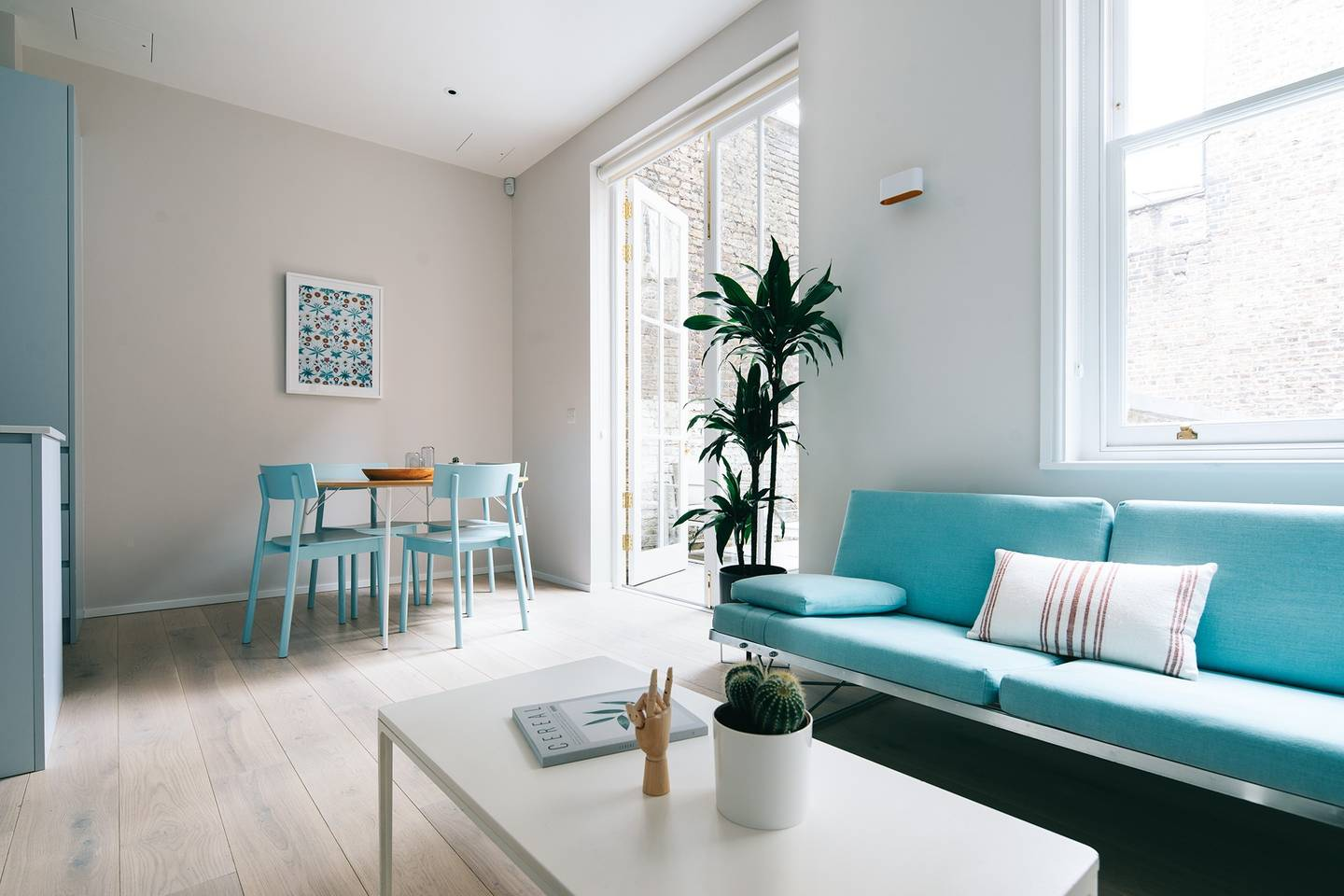 Blue at The Charterhouse Apartments - Citybase Apartments