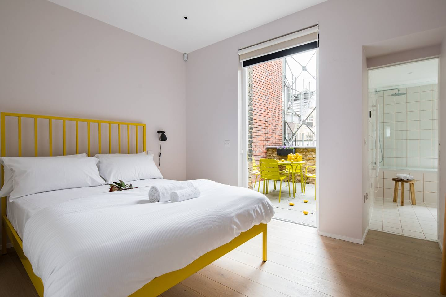 Yellow at The Charterhouse Apartments - Citybase Apartments
