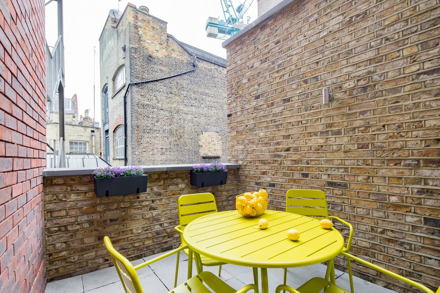 Terrace 1 at The Charterhouse Apartments - Citybase Apartments
