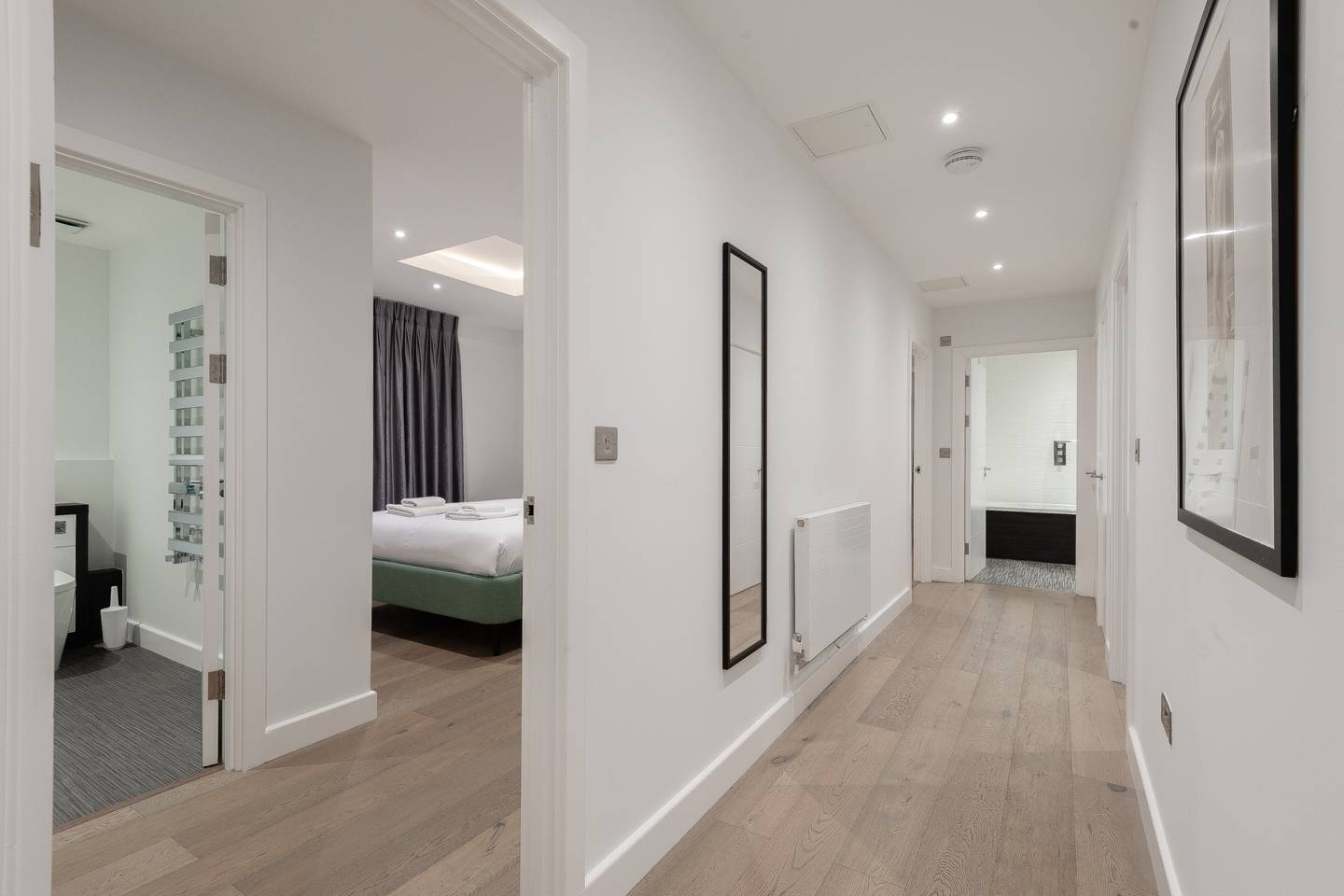 Hall at Leicester Square Apartments - Citybase Apartments