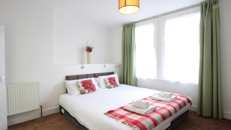 Bedoom at William's Sheffield City Centre Apartments - Citybase Apartments