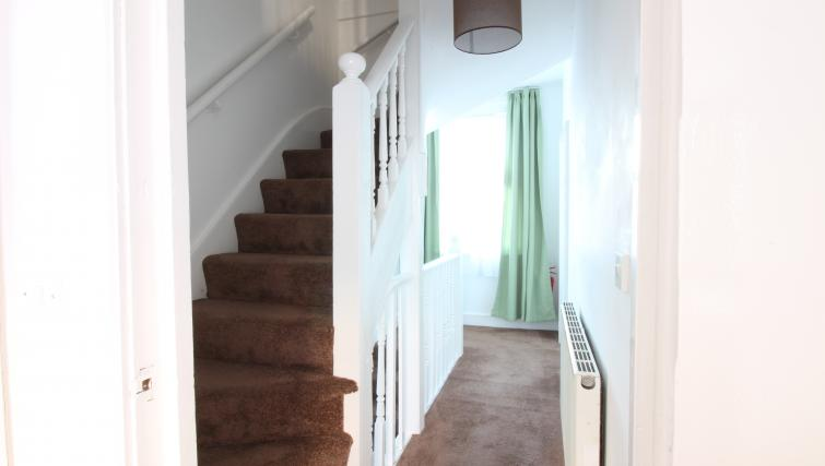 Stairs at William's Sheffield City Centre Apartments - Citybase Apartments