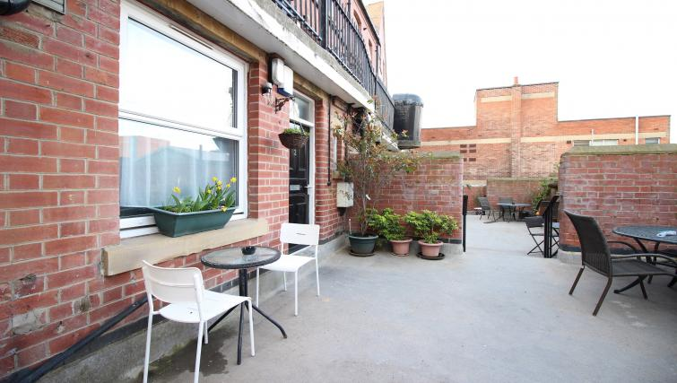 Outside at William's Sheffield City Centre Apartments - Citybase Apartments