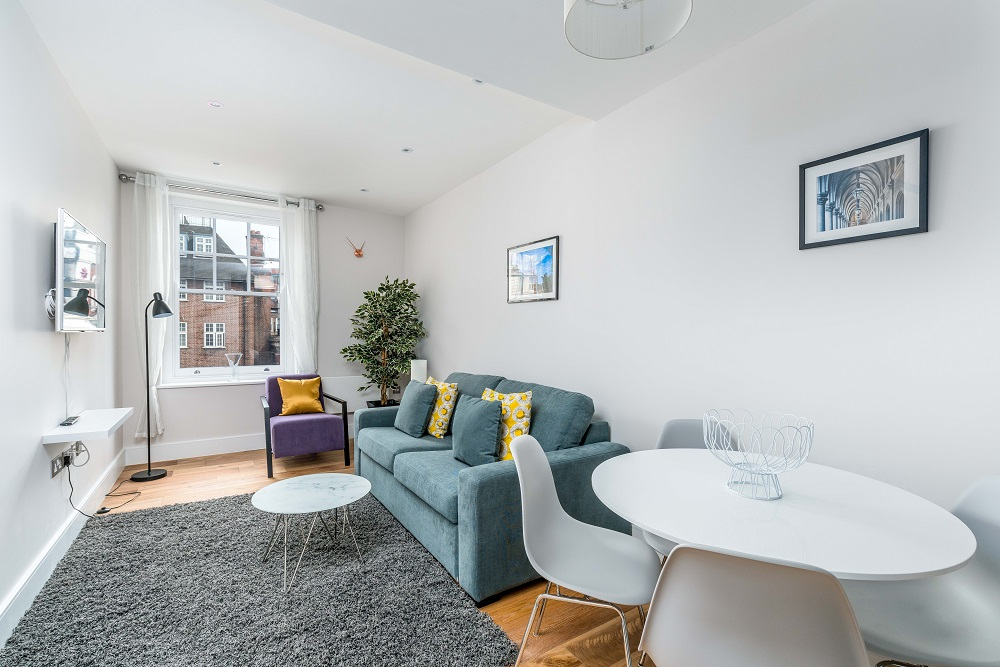 Space at Finchley Road Apartments - Citybase Apartments
