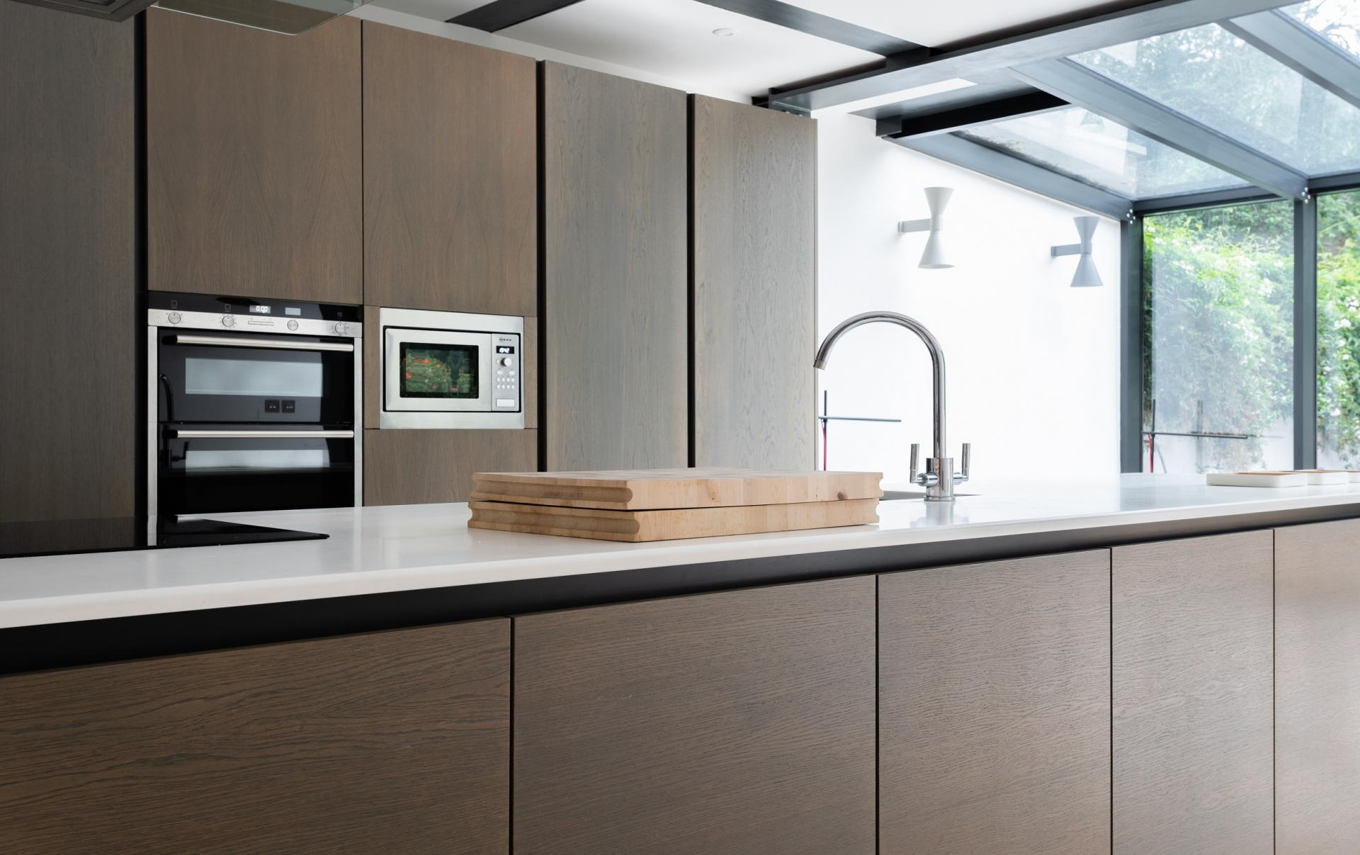 Kitchen at The Oxford Gardens, White City, London - Citybase Apartments