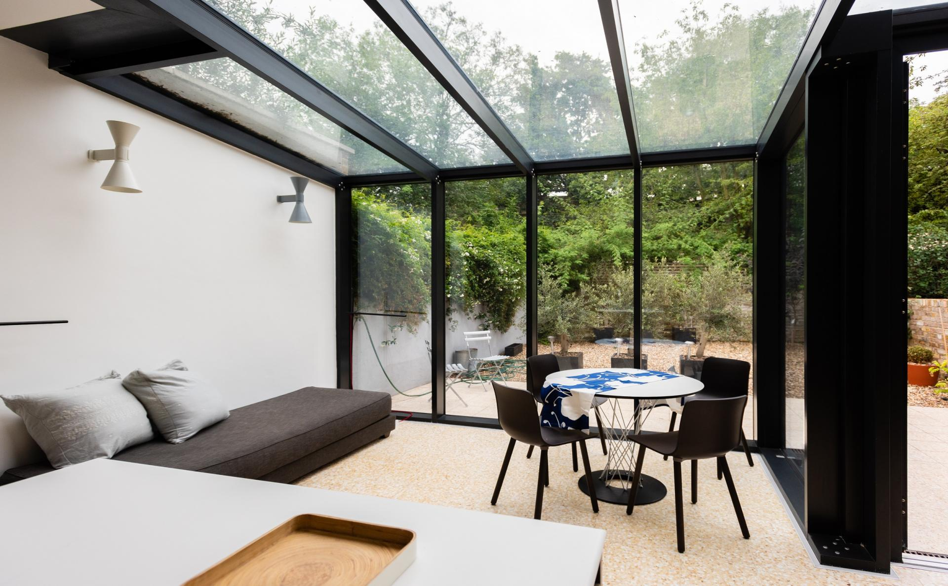 Dining table at The Oxford Gardens, White City, London - Citybase Apartments