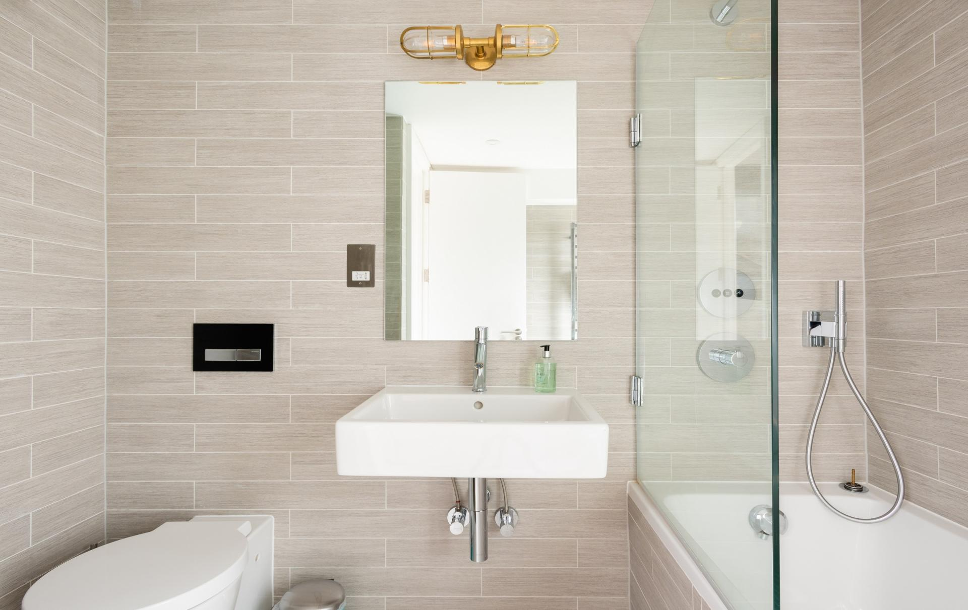 Sink at The Oxford Gardens, White City, London - Citybase Apartments