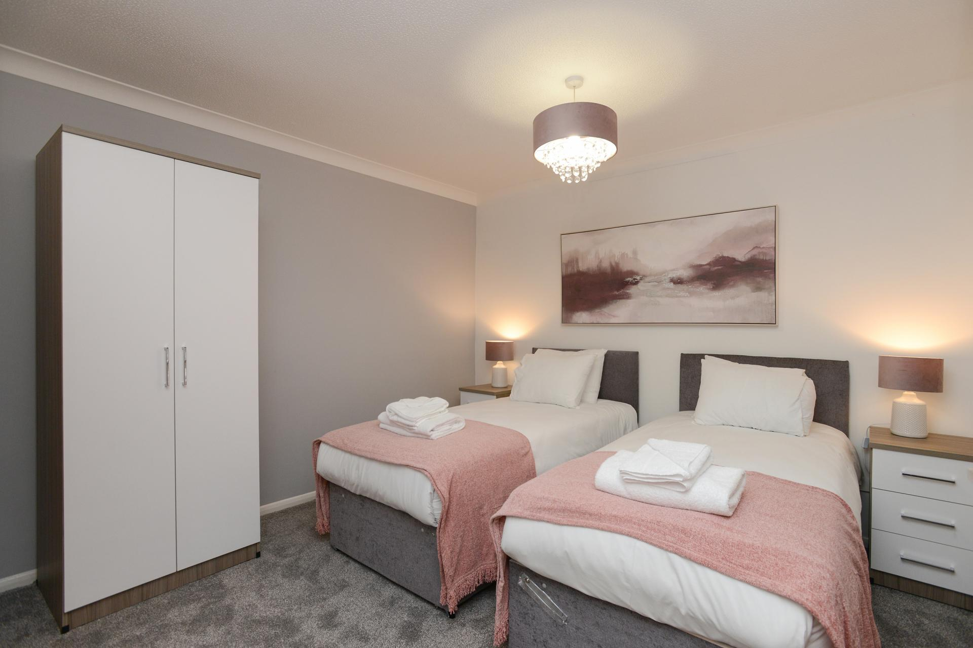Beds at Brook Court Apartment, Radford, Nottingham - Citybase Apartments