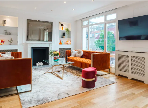 Orange at Marble Arch - Citybase Apartments