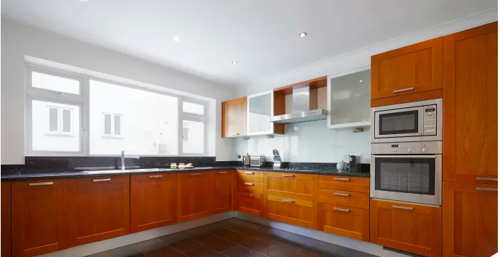 Kitchen at Marble Arch - Citybase Apartments