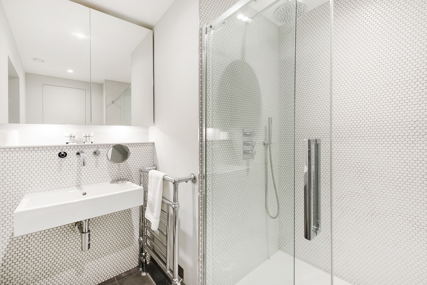 Sink at BE: Wardour Street Apartments - Citybase Apartments