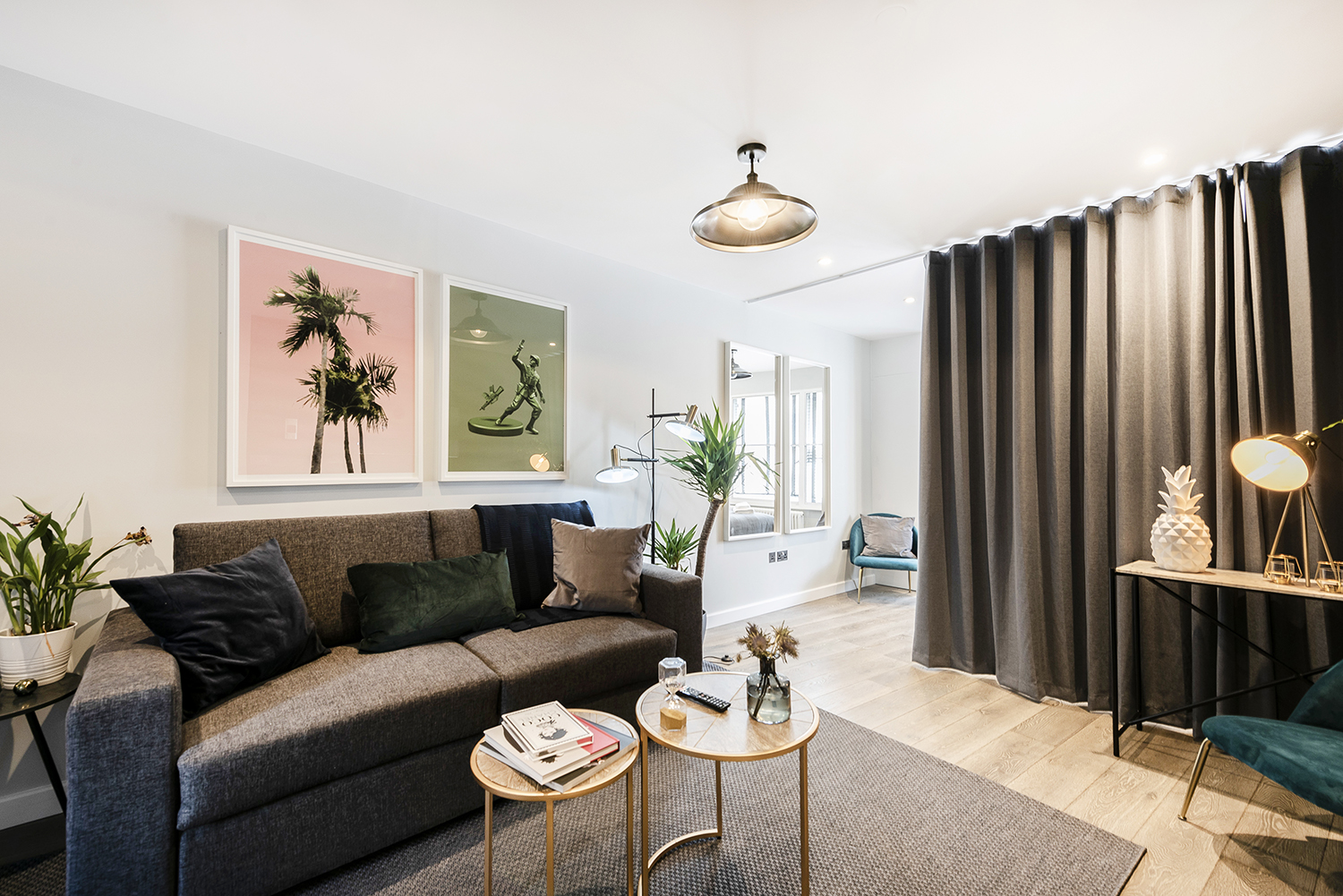Brown at BE: Wardour Street Apartments - Citybase Apartments