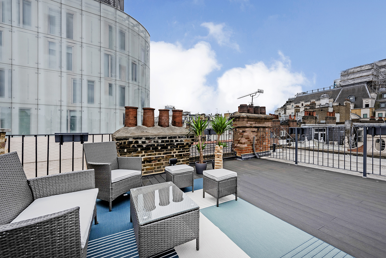 Outside at BE: Wardour Street Apartments - Citybase Apartments