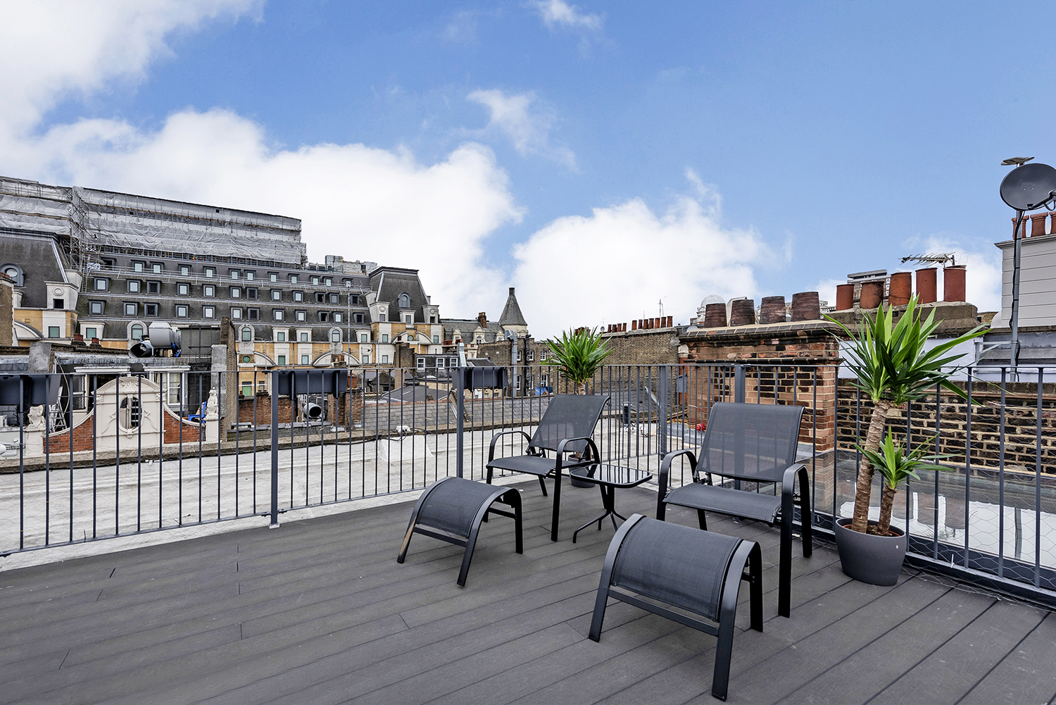 View at BE: Wardour Street Apartments - Citybase Apartments