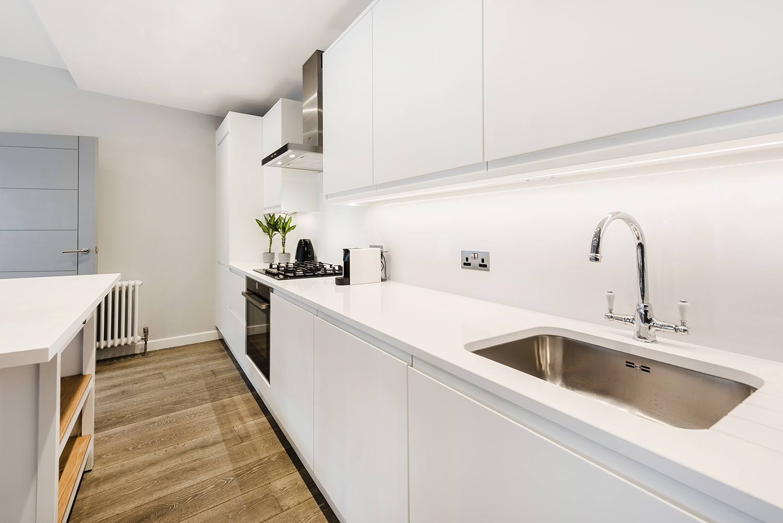 Sink at BE: Wardour Street Apartments, Soho, London - Citybase Apartments