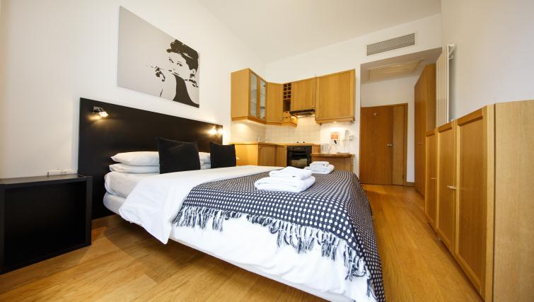 Studio apartment at Cartwright Gardens - Citybase Apartments