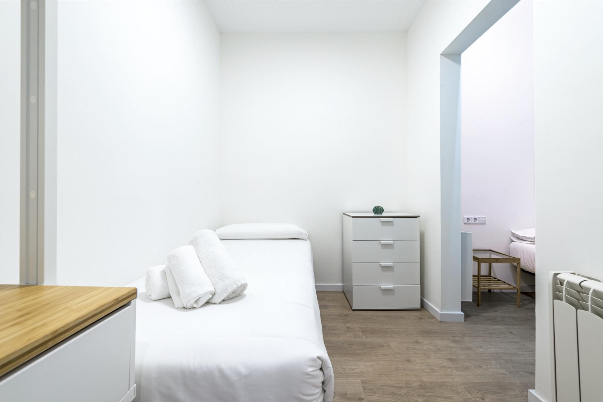 White at Pelayo Suites, El Raval, Barcelona - Citybase Apartments