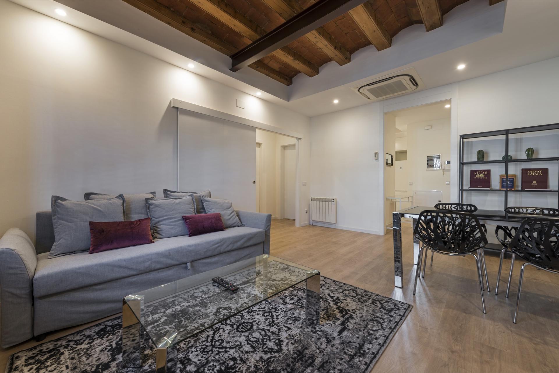 Grey at Pelayo Suites, El Raval, Barcelona - Citybase Apartments