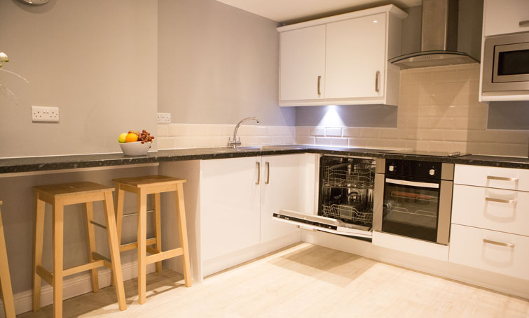 Dishwasher at The Townhouse Chester, Centre, Chester - Citybase Apartments