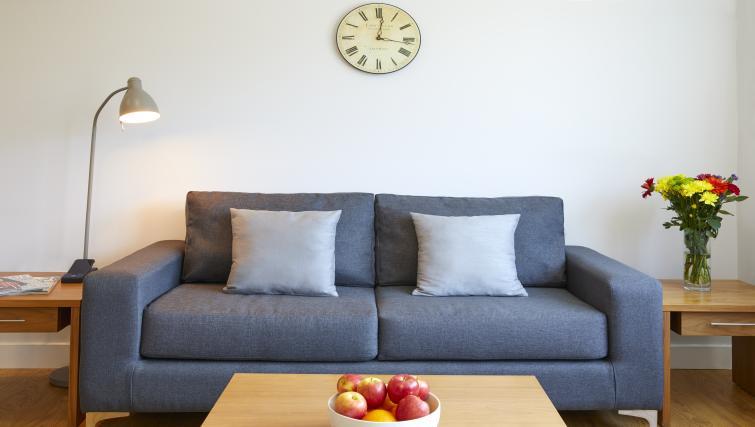 Furnishings at the Aparthotel Farnborough - Citybase Apartments